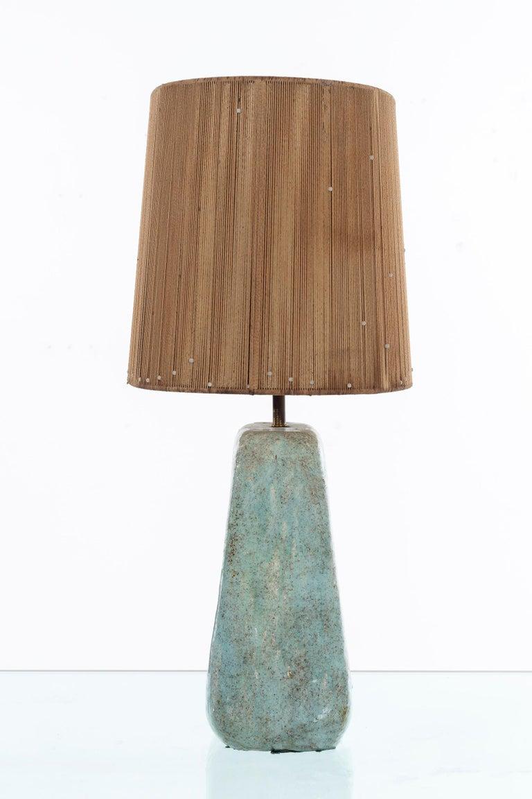 Italian Early Marcello Fantoni Table Lamp For Sale