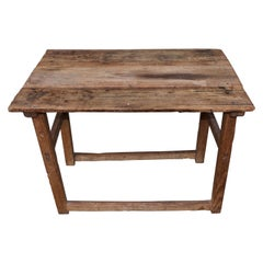 Early Mexican Handmade Table