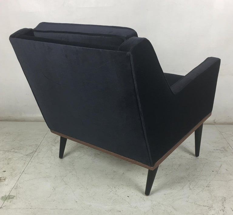 American Early Milo Baughman Lounge Chair for James, Inc. For Sale