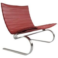 Early Model PK20 Lounge Chair by Poul Kjaerholm for E. Kold Christensen, Denmark