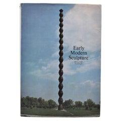 Early Modern Sculpture, Hardback Book by William Tucker