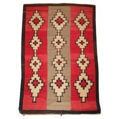 Early Navajo Indian Weaving