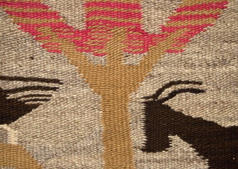 American Early Navajo Pictorial Weaving,