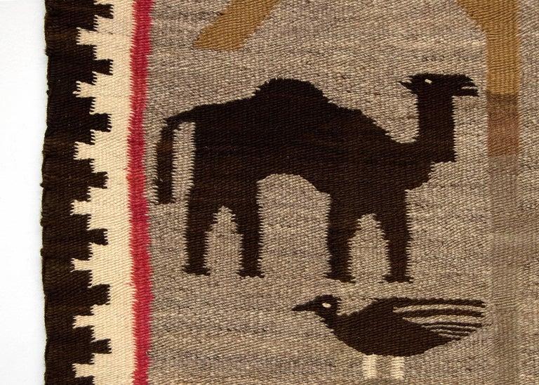 Early Navajo Pictorial Weaving,