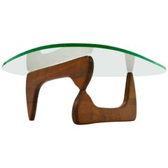 Early Noguchi IN-50 Coffee Table by Herman Miller