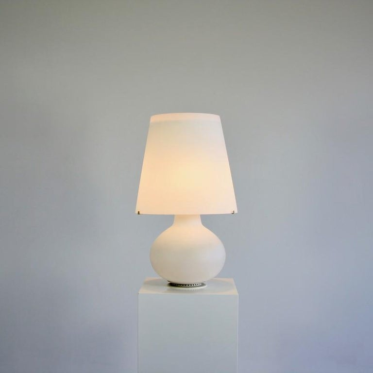 Large table lamp, model
