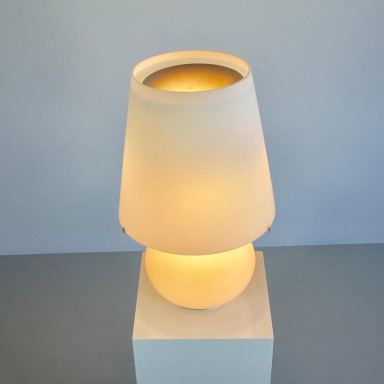Italian Early Original Table Lamp by Max Ingrand for Fontana Arte, 1954