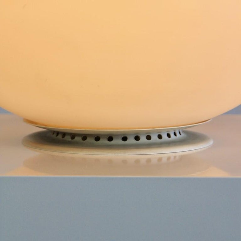 Early Original Table Lamp by Max Ingrand for Fontana Arte, 1954 In Good Condition In Berlin, Berlin