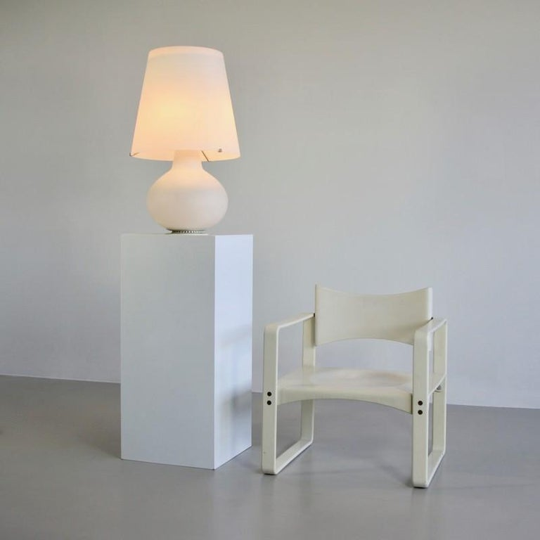 Early Original Table Lamp by Max Ingrand for Fontana Arte, 1954 1
