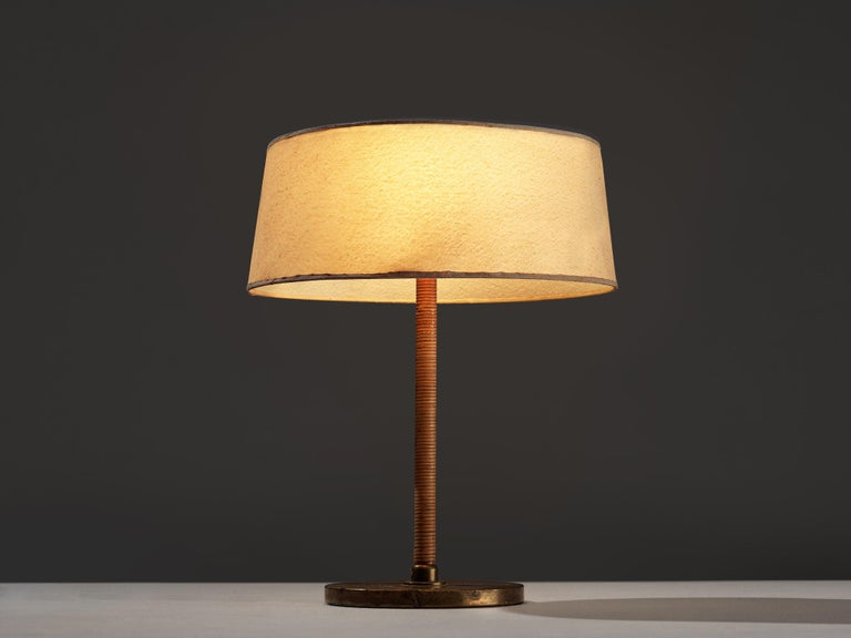 Finnish Early Paavo Tynell for Taito Table Lamp For Sale