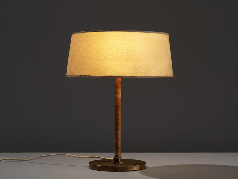 Mid-20th Century Early Paavo Tynell for Taito Table Lamp For Sale