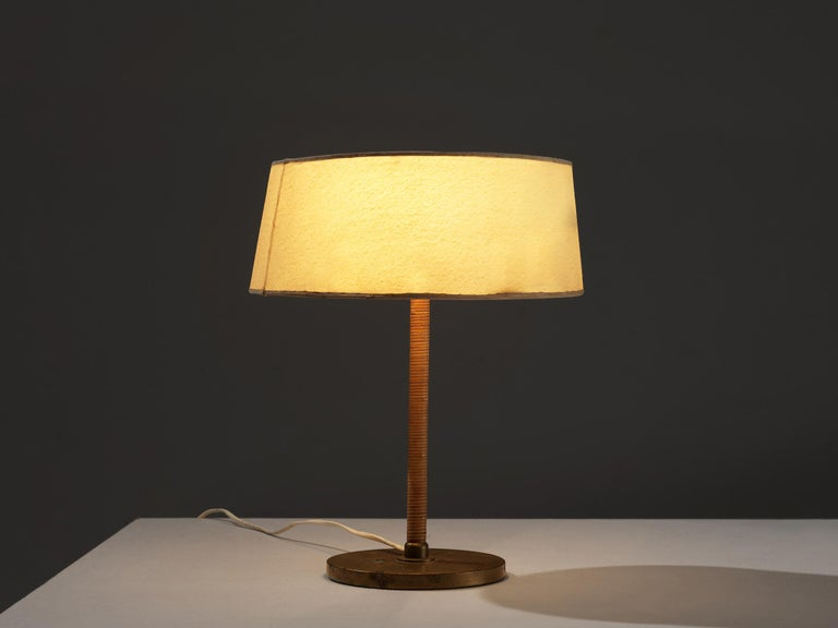 Early Paavo Tynell for Taito Table Lamp For Sale 1