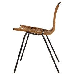 Early PK1 Chair by Poul Kjaerholm for E. Kold Christensen