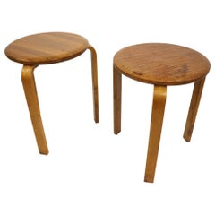 Early Pair of Tables by Aalto