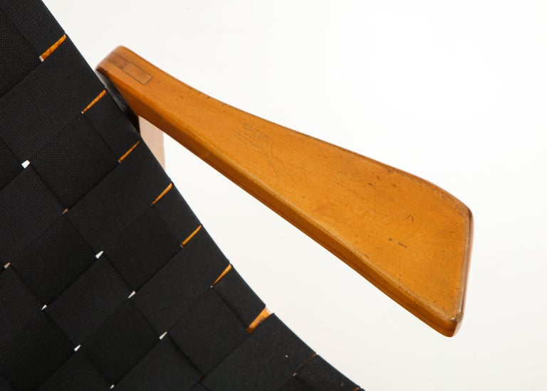 Early Ralph Rapson Rocker for Knoll For Sale 3