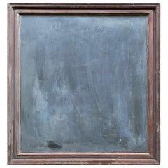 Early Schoolhouse Slate Chalkboard