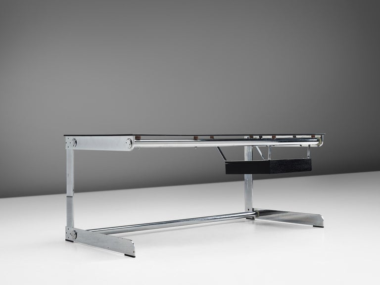 Modern Early Serie 'Kit' Desk by Gilles Bouchez for Airborne For Sale
