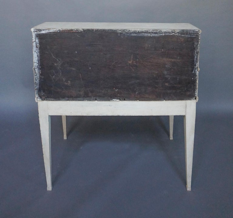 Early Swedish Writing Desk For Sale 1
