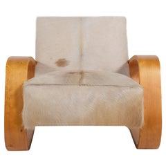 Early Tank Chair by Alvar Aalto for Artek