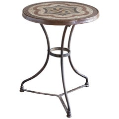 Early 20th Century French Cafe Table