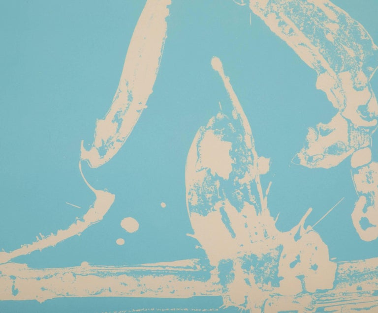American Early Untitled Lithograph by Robert Motherwell For Sale