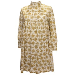 Early Vintage Laura Ashley Smock Top