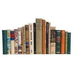 Earth Tone Western Book Collection