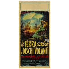 Earth Versus the Flying Saucers / La Terra Contro I Dischi Volanti