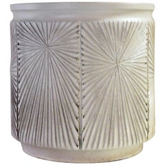Earthgender Architectural Pottery Planter by Robert Maxwell and David Cressey