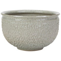 Earthgender 'Pebble' Textured Bowl Planter by David Cressey and Robert Maxwell