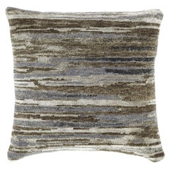 Earthy Strie Pillow