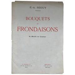 E.A.Seguy Bouquets et Frondaisons Pochoirs