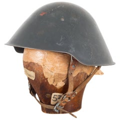 East German Army Helmet, circa 1940-1950