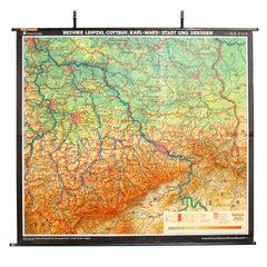 East German Map