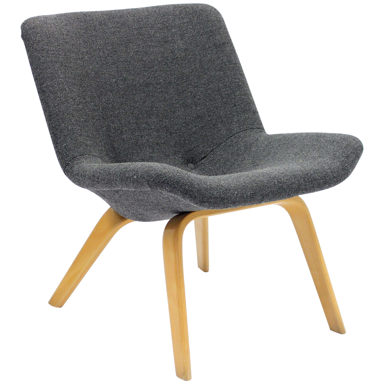Easy Chair by Carl Gustaf Hiort af Ornäs for Gösta Westerberg, 1950s