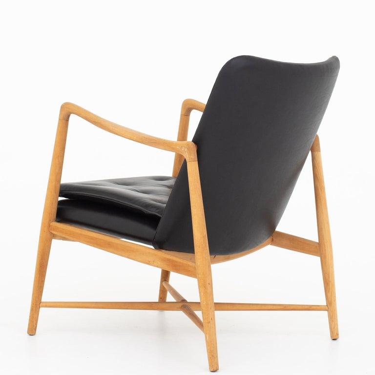 Scandinavian Modern Easy Chair by Finn Juhl For Sale
