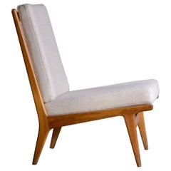 Easy Chair by Karl-Erik Ekselius, Sweden, 1960s