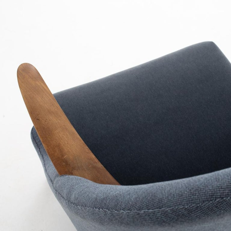 Easy Chair by Kurt Østervig In Good Condition For Sale In Copenhagen, DK