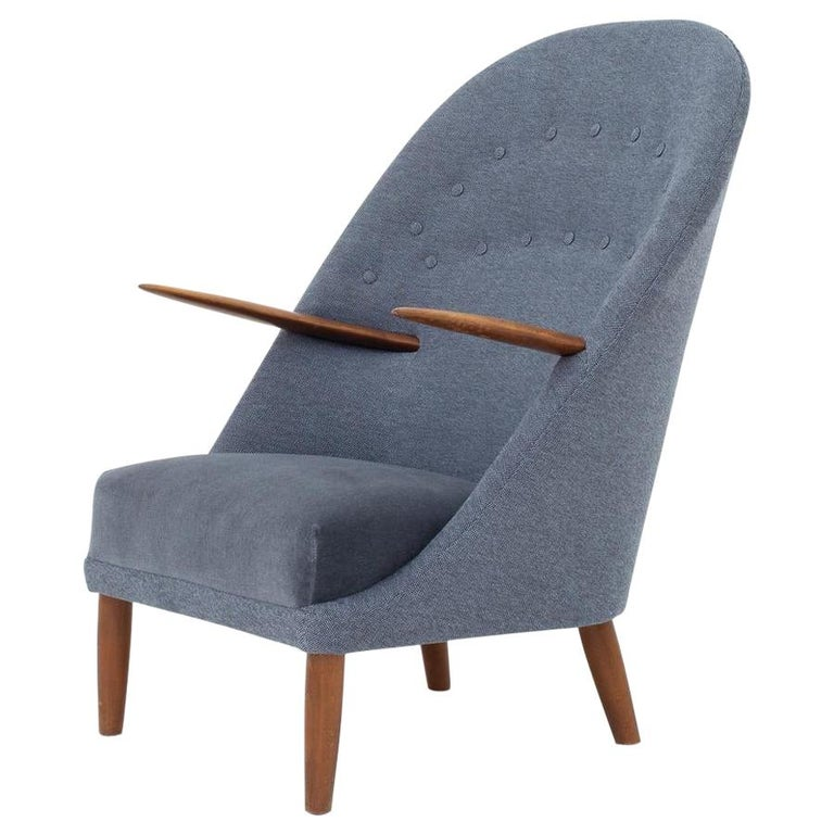 Easy Chair by Kurt Østervig For Sale