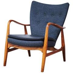 Easy Chair by Madsen & Schübel, 1950s