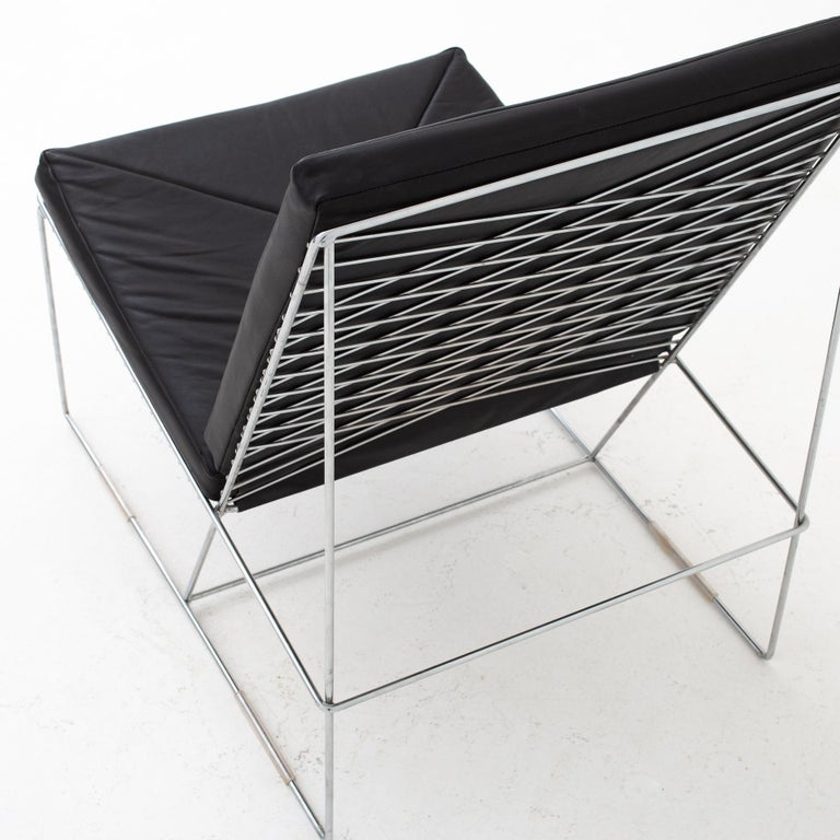 20th Century Easy Chair by Niels Jørgen Haugesen For Sale