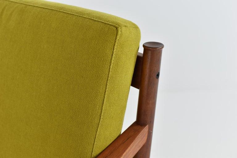 Easy Chair by P. Hvidt and O. Molgaard-Nielsen for France & Søn, Denmark 1960's For Sale 2