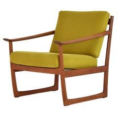 Easy Chair by P. Hvidt and O. Molgaard-Nielsen for France & Søn, Denmark 1960's