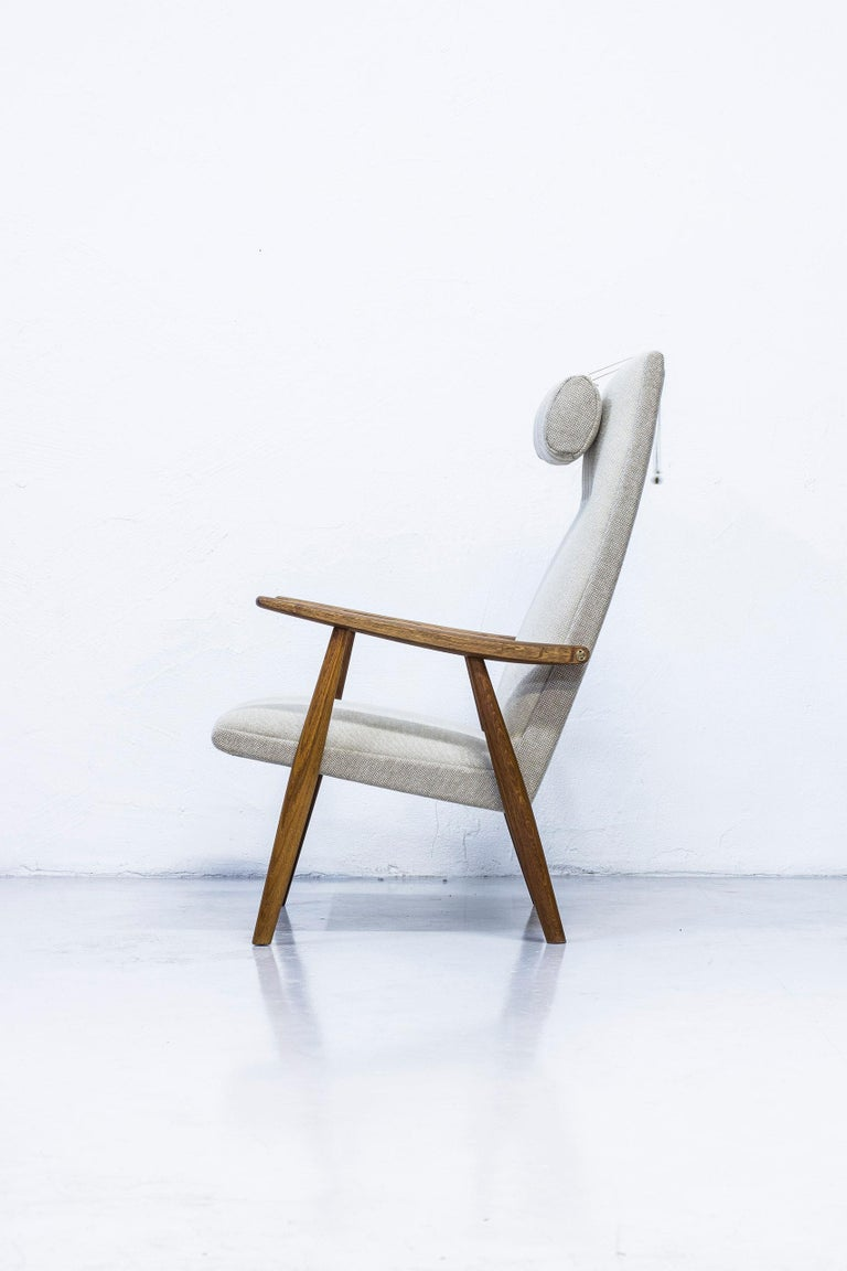 Scandinavian Modern Easy Chair