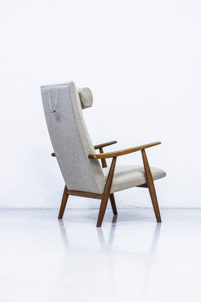 Mid-20th Century Easy Chair
