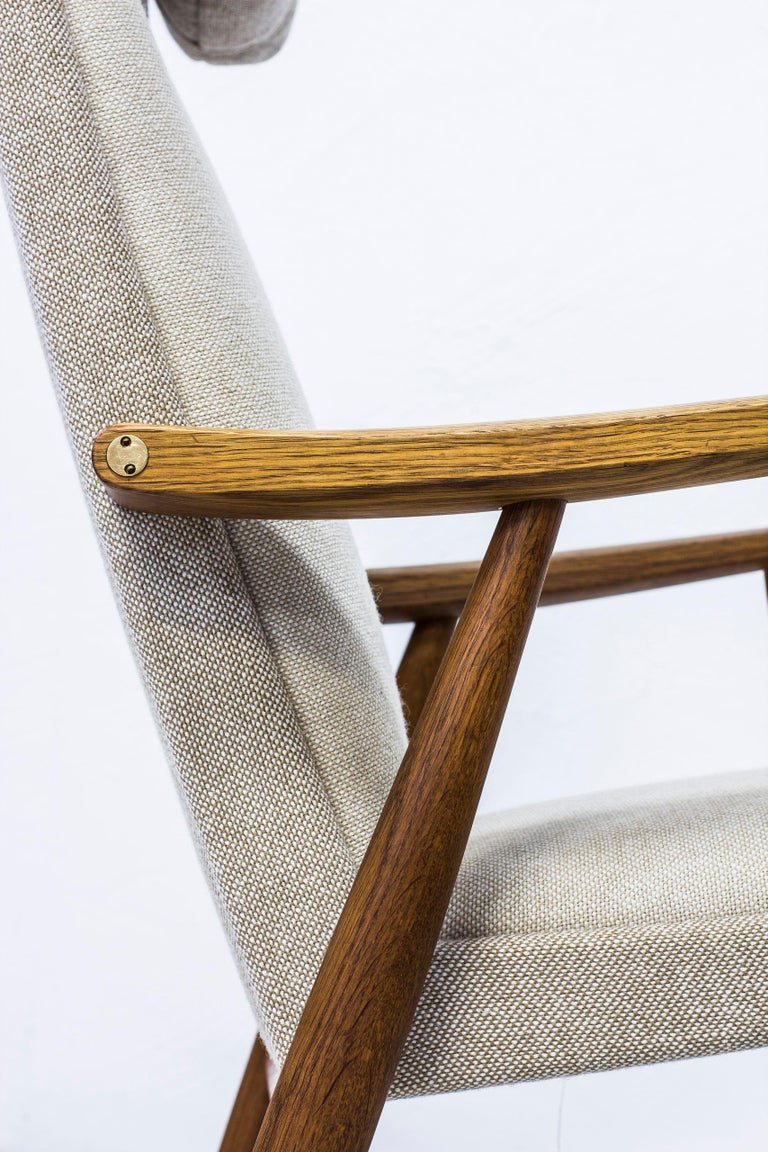 Wool Easy Chair