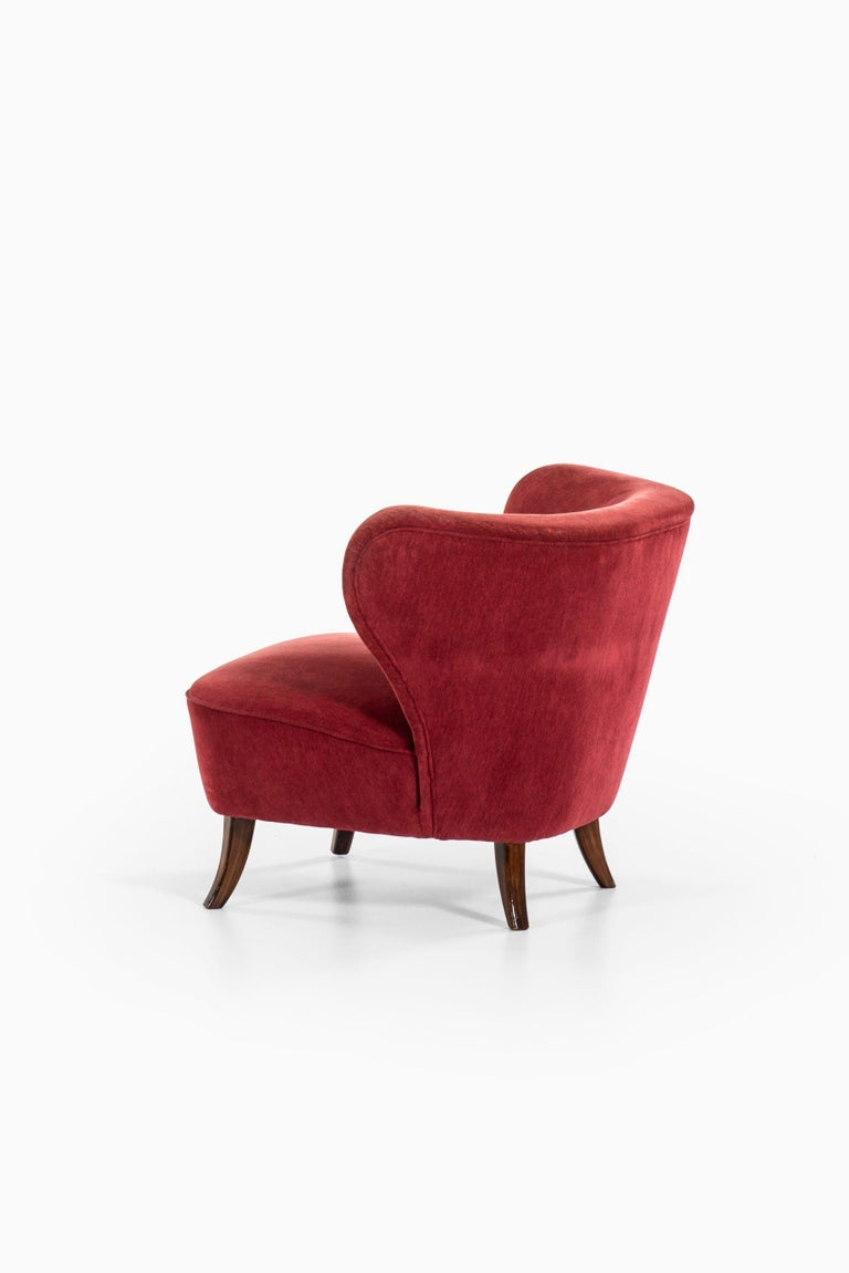 Easy Chair Probably Produced in Denmark For Sale 1