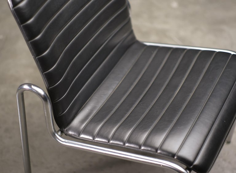Mid-Century Modern Easy Chairs 703 by Kho Liang Ie For Sale