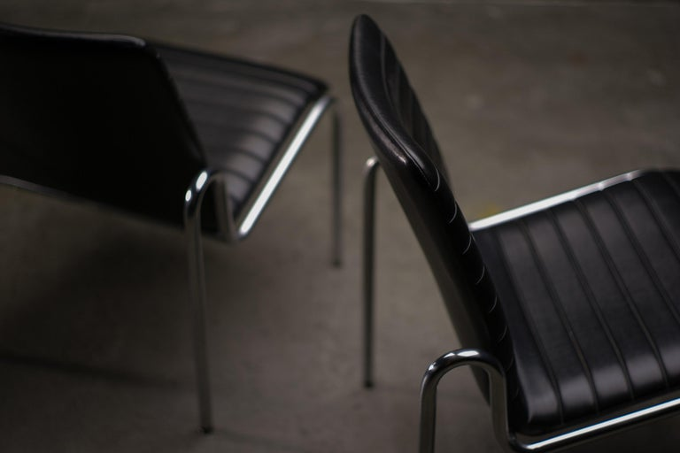 Easy Chairs 703 by Kho Liang Ie For Sale 1