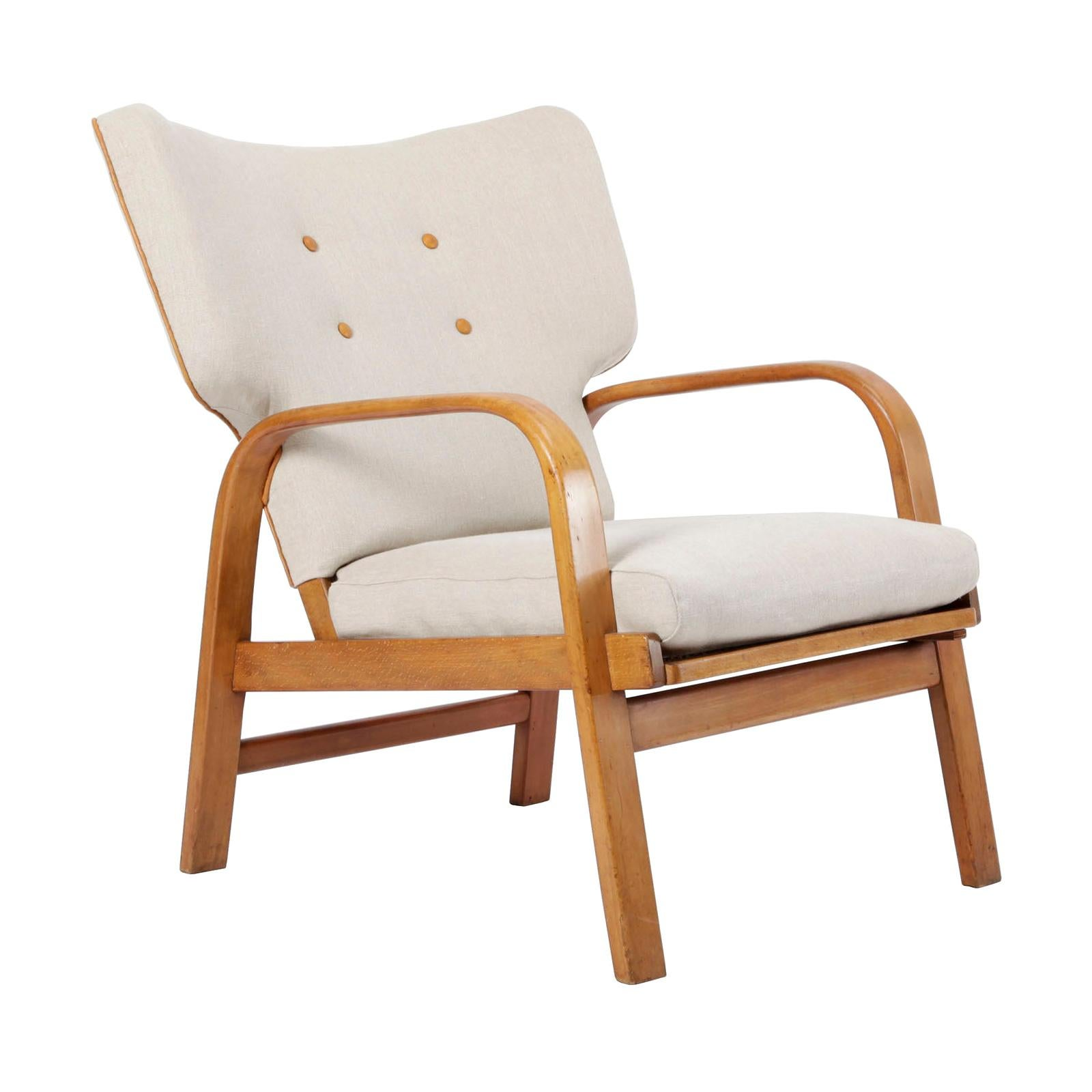 Easy Chairs Designed by Magnus Stephensen in 1932